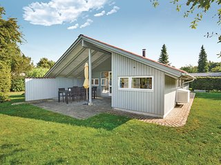 Stunning home in Nysted w/ Sauna, WiFi and 4 Bedrooms (K10145)