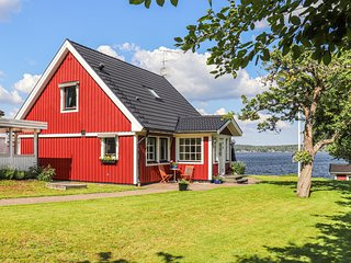 Beautiful home in Tranås w/ Sauna, WiFi and 2 Bedrooms