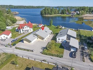 Awesome home in Vendelsö w/ Sauna, WiFi and 4 Bedrooms
