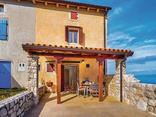Stunning home in Labin w/ WiFi and 2 Bedrooms (CIO242)