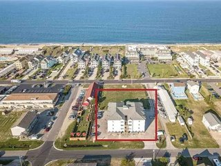 OBX Beach Rd Condo at Station One