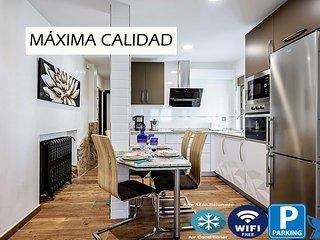 Apartamento La Rana de Salamanca 4pax, Centro, AACC, WIFI y PARKING