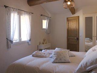 Douceur Coton chambre de l'Empreinte maison d'hôtes