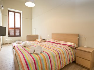 Hiresicily - Apt B - Wellness House Galilei