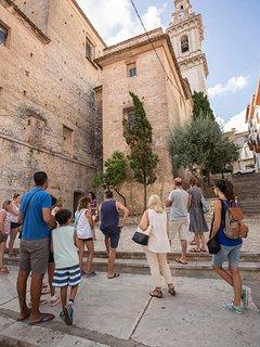 Visitas guiadas de turismo por Oliva