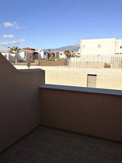 Vistas terraza trasera