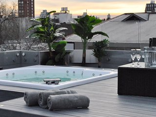 [NEW] Astonishing Palermo Soho Home With Private Jacuzzi and Terrace
