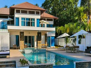 Luxury Villas 3 to 6 bedrooms, private pool, VIP access