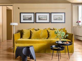Luxury apartment Trinita