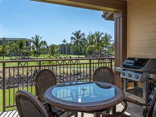2-Level Townhouse w/Incredible Fairway Views! 2 Lanais, WiFi, AC, Laundry