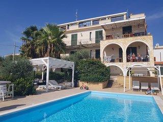 Appartamento Arancio Posti letto 6 Villa Ceni Triscina di Selinunte sul mare