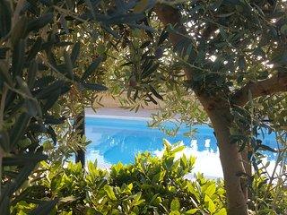 Appartamento Arancio 1. Posti 6 + 2. Villa Ceni a Triscina di Selinunte sul mare