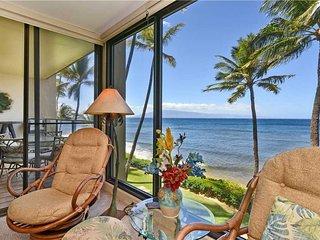 A true gem of the Westside with Amazing Ocean Views  Mahana Resort #305