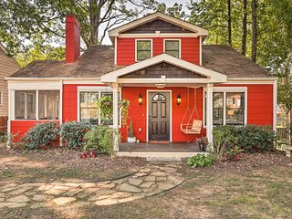 NEW! East Point Home w/Yard ~6 Mi to Downtown ATL!