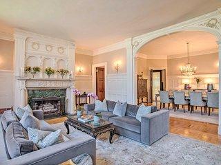 NEW! Elegant Newport Home w/ Private Yard & Patio!