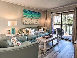Hilton Head Island Condo w/Pool+Beach Access
