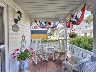 Lake Erie Cottage w/Deck, 9 Mi to Cedar Point
