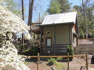 Gray Logs Cottage w/Tiny  House