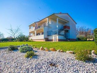 Modernly Equipped Apartment Beakovic near Vizinada