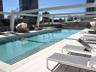 Oceanfront Suites in the Heart of Broadbeach