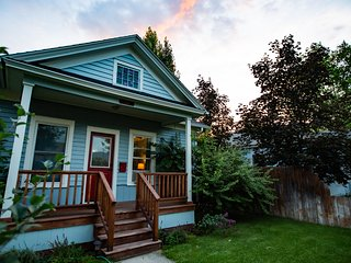 Lovely Downtown Missoula Home