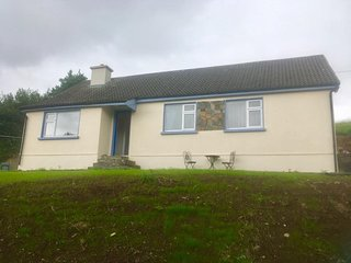 On the Wild Atlantic Way, newly renovated house in rural location.  Sleeps 6