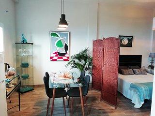 Apartamento acogedor nuevo y con vistas