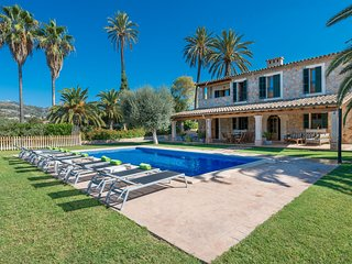 SES CASES DE S'HORT - Villa for 10 people in Son Sardina (Palma)
