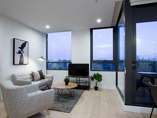 Green-hood-Stunning 2 bedrooms free park*parkville