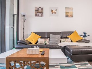 2bed2bath APT at Wolli Creek+P* Close to Airport