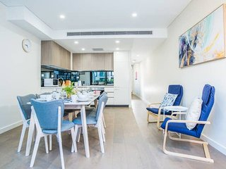 Lovely & Luxurious3beds3bath Townhouse in Zetland