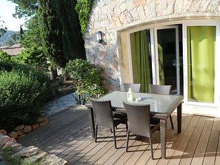 Gite & Spa* 'Nature' -T3 - RDC villa calme