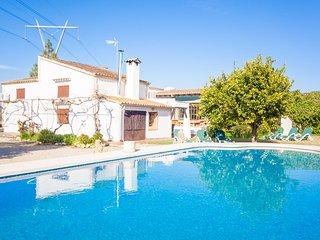 ES MOIA - Villa for 6 people in Muro.