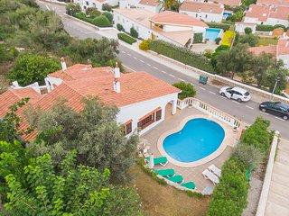 Villa Maria vistas increibles al mar, tranquilidad,piscina privada,wiffi,barbaco
