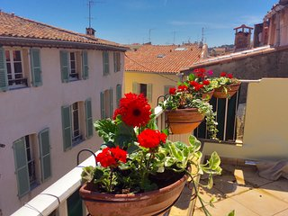 Antibes Rooftop Terrace - 3 Bedrooms