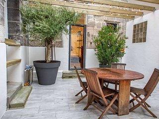 Amazing studio with terrace & Wifi