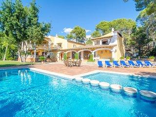 FINCA SON POU - Villa for 12 people in Palma de Mallorca / Sant Jordi.