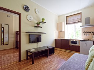 1 bedroom Family apartment in the centre of Riga
