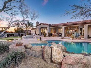 Desert Sky-7 bedroom 4.5 bath private Scotsdale Estate