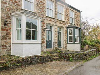 2 WATER LANE, bright and stylish, semi-detached Victorian villa. In St Agnes.