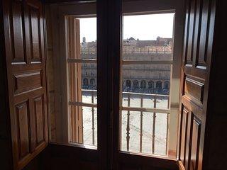 Duplex de 2 dormitorios en la Plaza Mayor de Salamanca