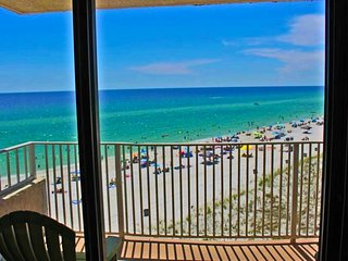 Coastal Dreams 2BR 2BA Beachfront Condo Sleeps 1-8