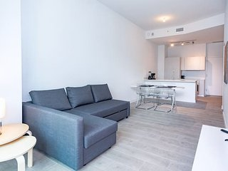 Luxurious One-Bedroom high rise Apt in Edgewater!