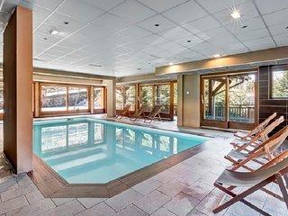 Appartement Abordable ! Acces Piscine Interieure + Casier a Skis