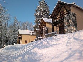 Chalet cosy et charmant proche de Seix | Sauna + Espace Bien-Etre sur place