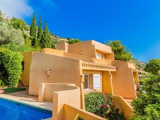 Villa Mizar, de Diseño con Piscina y Vistas al Mar