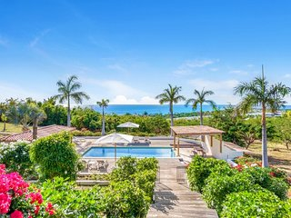 Villa La Hacienda | Ocean View - Located in Magnificent Terres Basses with Priv