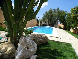 Chalet El Chorrillo In a rural setting villa with private pool very modern and n