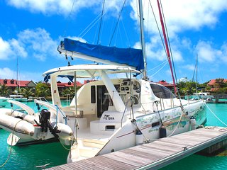 Calypso Private Yacht Charter Seychelles