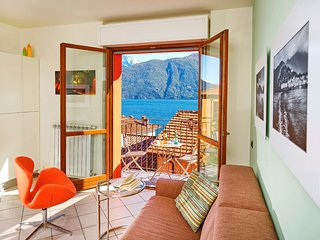 Lake View Apartment Lake Como Italy, near Menaggio